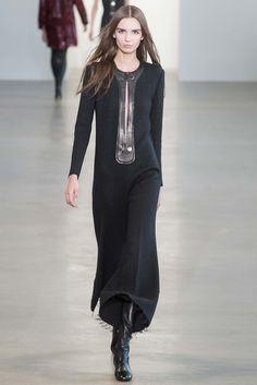 Calvin Klein Collection Fall 2015 Ready-to-Wear Fashion Show - Grace Hartzel