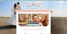 wedding website examples - Google Search