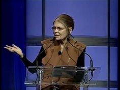 Check out our 2011 keynote, Gloria Steinem