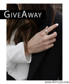 A 500$ USD gift card for your diamonds: we are spotting GiveAways from fashion bloggers, every week. Follow the board to get fashion goodies for free! #giveaway #give #away #fashion #style #promo #promotion #fashion #blog #blogger #free #Diamond #Jewellery #Ring #Canada #Mark #Diamonds