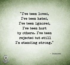 Still standing strong!