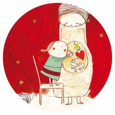 Maternidad.... amor de hermana. .... amor de madre