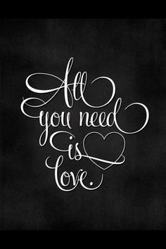 All You Need is Love #TheLimited