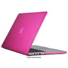 Speck Macbook Pro With Retina Display Seethru Case (hot Lips Pink) Macbook Pro Retina, Macbook Pro Laptop Case, Macbook Pro Cover, Pink Laptop, Newest Macbook Pro, Macbook Laptop, New Macbook, Apple Macbook Pro, Laptop Cases