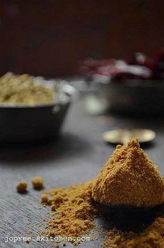 Coriander-Chili Powder