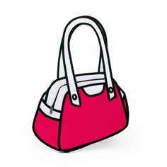 Jump from Paper - The Original 2D Bag Perfect for iPad/Tablet / Home  Date Night bag: $89