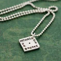 Chunky Diamond Necklace #Glimpse_by_TheFind