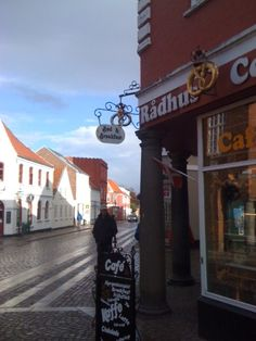Ribe, the oldest city in Denmark