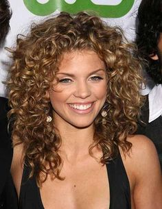 5 Stylish Curly Hairstyles And Haircuts For Long Hair