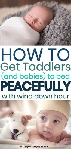 How to get your baby or toddler to sleep more peacefully by having a wind-down hour before bed. Help Your Baby or Toddler Sleep Easier With A Wind Down Hour - Healthy Wealthy Vida Rookie Mo Gentle Parenting, Kids And Parenting, Parenting Hacks, Natural Parenting, Parenting Classes, Parenting Quotes, Help Baby Sleep, Toddler Sleep, Having A Baby Boy