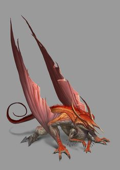 Concept Art World » 44 Enthralling Examples of Dragon Concept Art and…