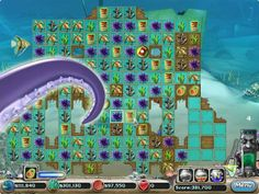 ALOHA! Are you dreaming of a Hawaiian vacation? Then pack your bags and dive into of one of the most popular Match-3 games ever: BIG KAHUNA REEF 3. http://www.jenkatgames.com/free/Big-Kahuna-Reef-3/