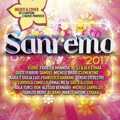 Sanremo 2017 La Compilation 2 CD Nuovo Sigillato