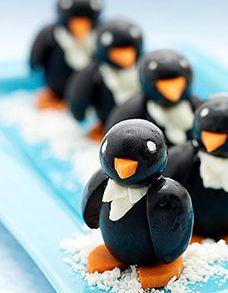 Penguin Party ideas/inspiration...