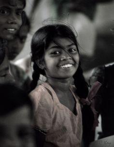 Tamil girl before the war, Sri Lanka, ca. 1983  (Colin Key, flickr)