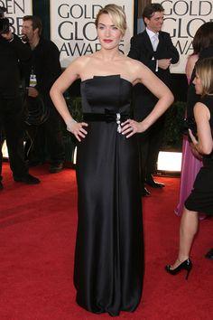 Kate Winslet - 60 Best Golden Globes Dresses of All Time