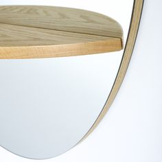OVO (detail) from Deknudt Decorative Mirrors, Mirror With Shelf, Shelves, Detail, Products, Egg As Food, Shelving, Shelf, Book Shelves