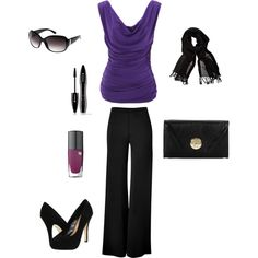 Business Casual, created by christina3180.polyvore.com