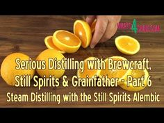 Hi and welcome to episode 517 with and the in our series serious distilling with Brewcraft, still spirits and Grainfather. In today's episode . Still Spirits, Today Episode, Be Still, Cooking Recipes, Fruit, Food, Cooker Recipes, Essen