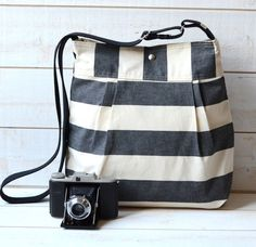 Water Proof  Diaper bag  Messenger bagTote STOCKHOLM  by ikabags, $93.00