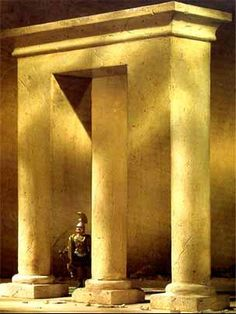 www.health-gossip.com Is that 3 pillars or 2 blocks?  #optical #illusion