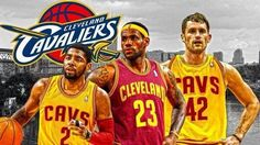 The Cavs new big three consisting of Lebron James, Kevin Love, and Kyrie Irving.  All three of these players are some of the best at their positions and are some of the best scorers in the league.