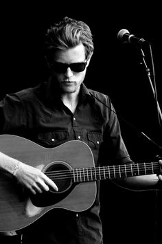 Wesley Shultz of the Lumineers. Yes!...and the dude has a voice like liquid glitter!