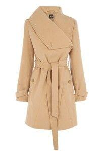 Oasis Tokyo Cowl Coat