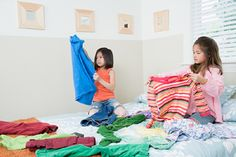 Various articles about age-appropriate chores, parenting-chore philosophy, how to get kids interested in helping, etc.