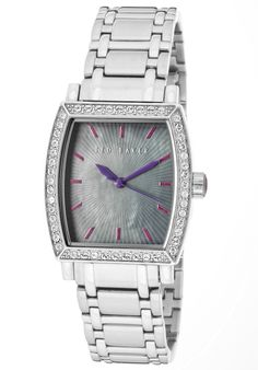 Ted Baker Whether it's a night out on the town or a day at the park this versatile Ted Baker timepiece always makes a scene. Wholesale Crafts, Wholesale Craft Supplies, Grey Watch, Watch Faces, Brass Metal, Casio Watch, Ted Baker, Night Out, Watches