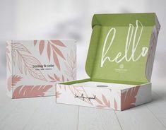 Custom Mailer Boxes, Custom Printed Boxes, Custom Boxes, Custom Packaging Boxes, Packaging Ideas, Design Packaging, Soap Packaging, Beauty Packaging, Coffee Packaging