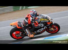 #Colin #Edwards #5 #NGM #Mobile #Forward #Racing #Jerez #MotoGP