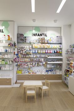 FARMACIA EUGENIA PRESAS – La I design