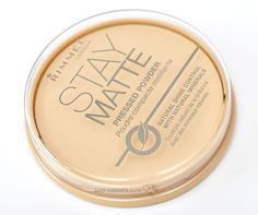 I think everyone talks about how great this and i completely agree  Rimmel Stay Matte powder