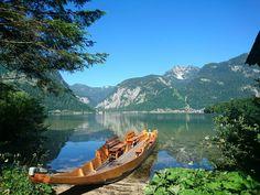 Plättenfrühstück jeden Mittwoch  #boat #breakfast #special #Wednesday #earlybird #morning #experience Boats, Mountains, Nature, Travel, Wednesday, Naturaleza, Viajes, Ships, Destinations