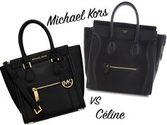 #MichaelKors or Céline #BostonBag?