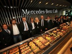 mercedes benz cafe - Buscar con Google