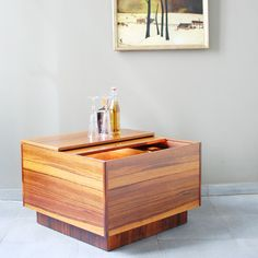 Image of Bar Table, Home Decor Accessories, Liquor Cabinet, Armoire, Storage Chest, Home Goods, Sweet Home, Decorative Boxes, Vanity, House Design