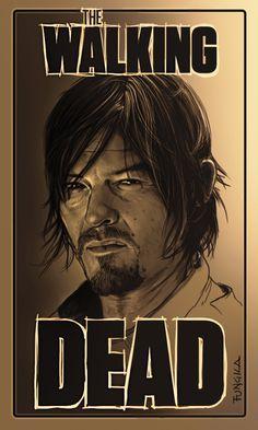 The Walking Dead by fungila