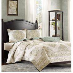 Modavi Damask Cotton Quilt
