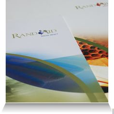 Rand Aid:   Rand Aid Association brochure pack detail.