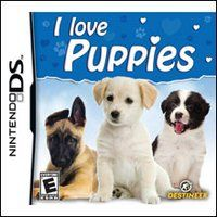 Free: Nintendo Ds Game I Love Puppies - Nintendo Games Ds Games, Mini Games, Console, Nintendo Ds, Nintendo Games, Nintendo Switch, Disney Tees, Puppy Breeds, Latest Books
