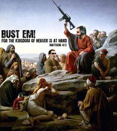 Christ Costa, Travis Haley and Drake Clark – Biblical Magpul Dynamics