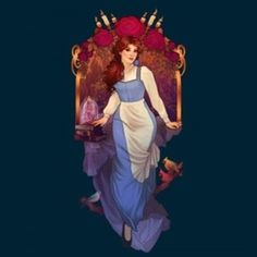 TeeFury: Tale As Old As Time
