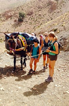 Familly with kids Trekking and Hiking tours