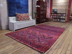 Large Beni Mguild Carpet 2