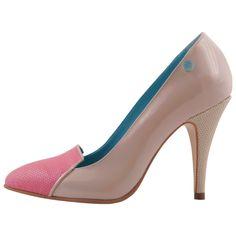 Hotstepper Sensation Wild Cerise Stepper, Hot, Peeps, Peep Toe, Amazing, Fashion, Zapatos, Moda, Fashion Styles