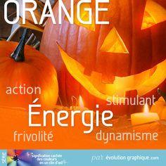 La signification cachée du orange