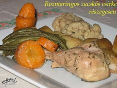 Garffyka: Zacskós csirke Meat, Food, Essen, Meals, Yemek, Eten