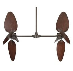 41 best fanimation images on pinterest ceiling fan blades fanimation fp240ob ep30ob b5080cp palisade 8 blade double sided 68 wide ceiling fan aloadofball Image collections